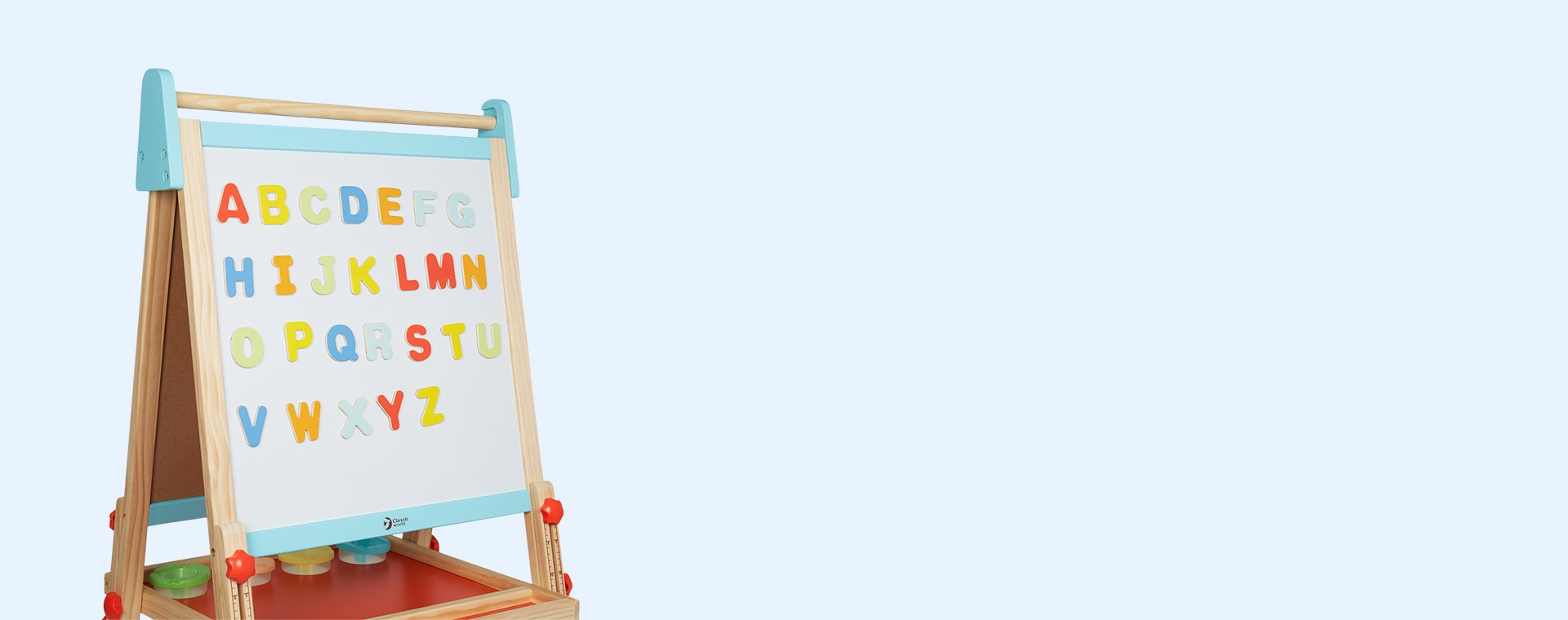 Multi Classic World Multi functional Easel