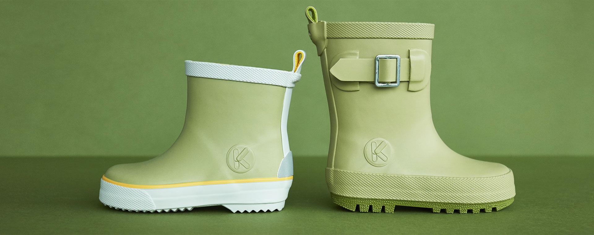 Fern KIDLY Label Rain Boot