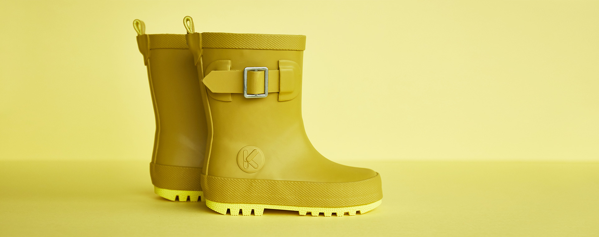 Dijon KIDLY Label Rain Boot