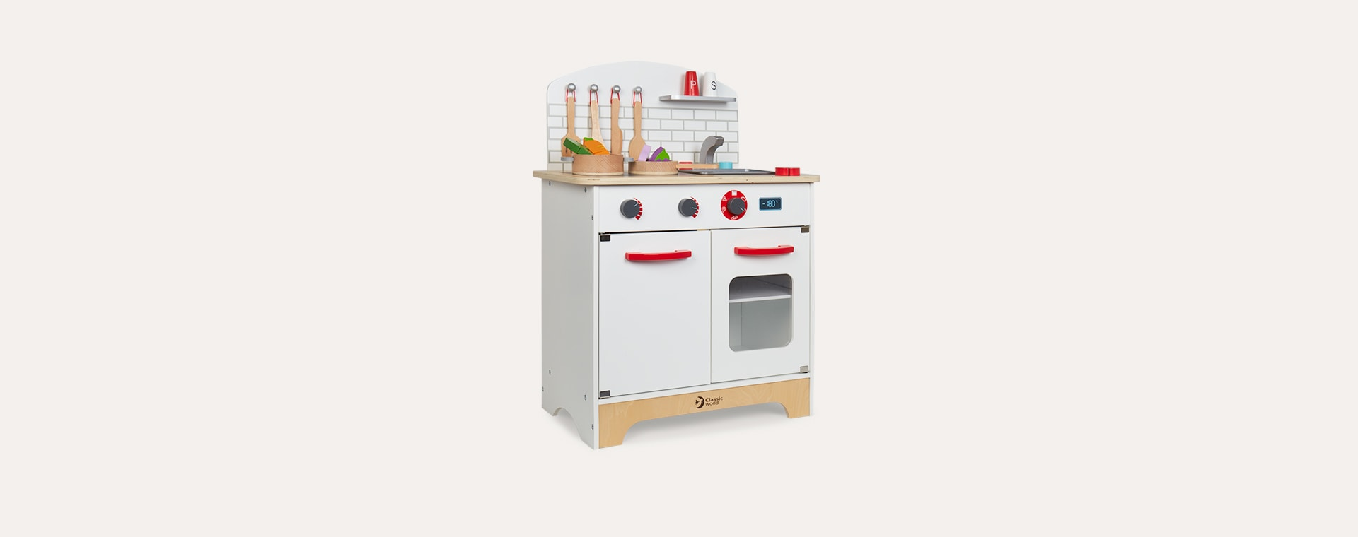 Multi Classic World Chef's Kitchen Set