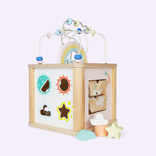 Multi Classic World Dream Activity Cube