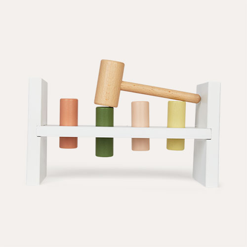Multi Kid's Concept Hammer Bench Toy
