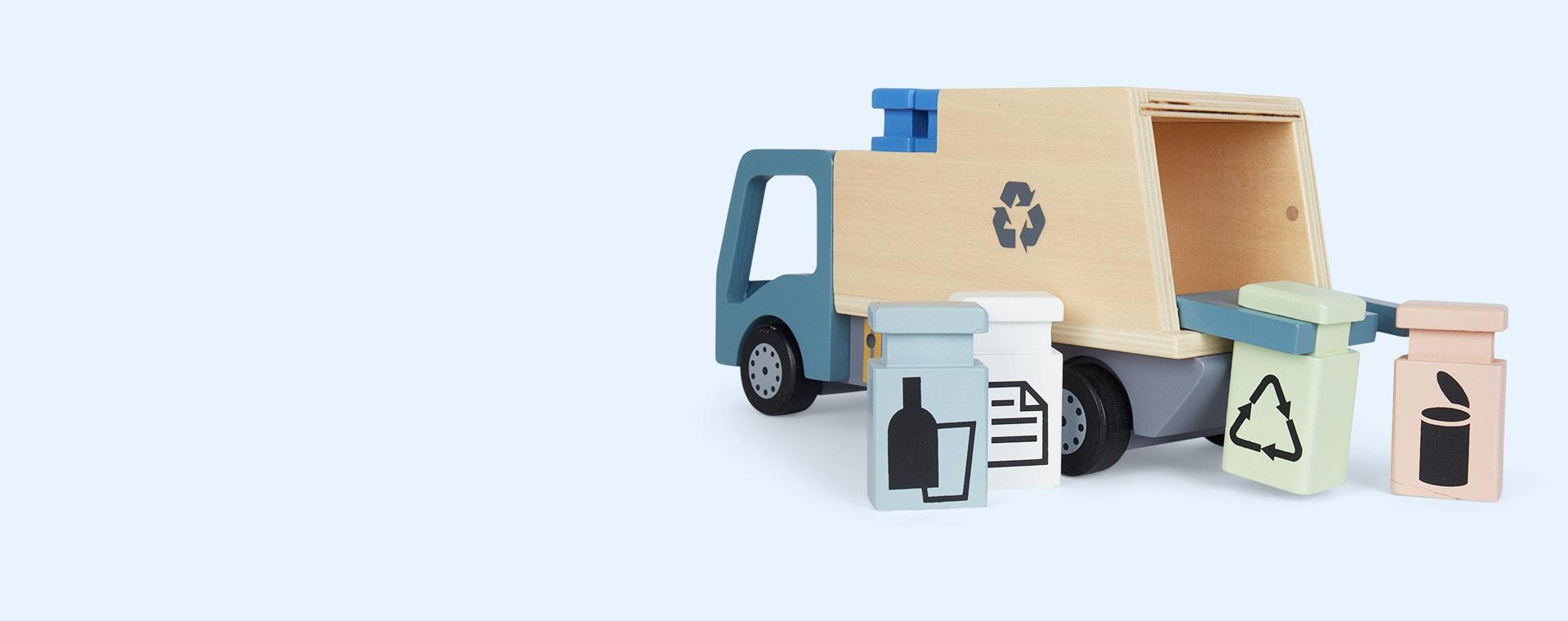 Multi Kid's Concept Rubbish Truck