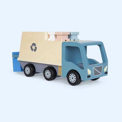 Multi Kid's Concept Rubbish Truck