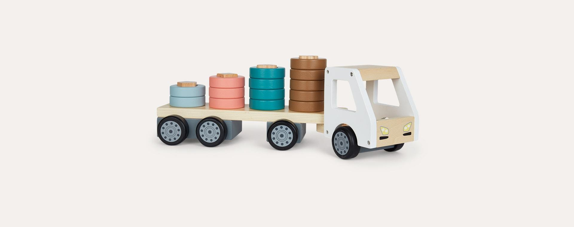 Multi Kid's Concept Sorter Ring Truck