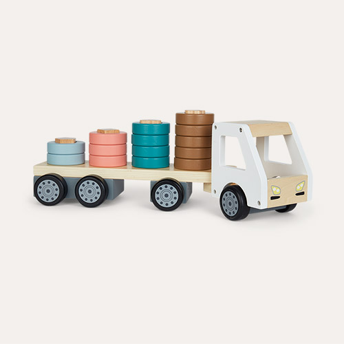 Multi Kid's Concept Sorter Ring Truck