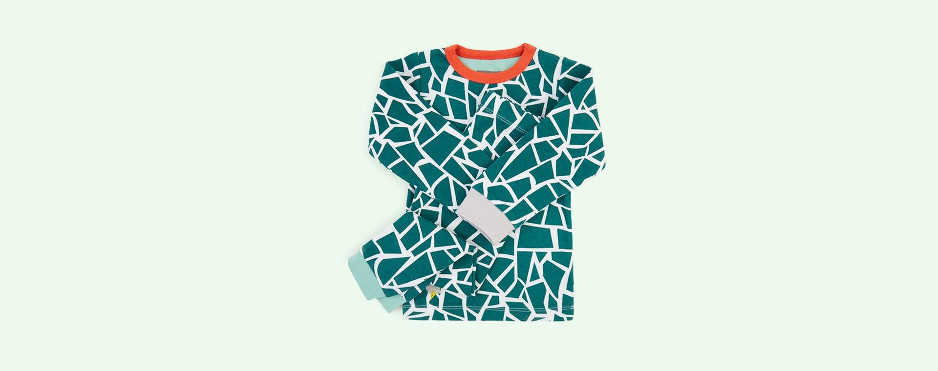 Forest Cackle Bernie and The Beanpole Pyjamas