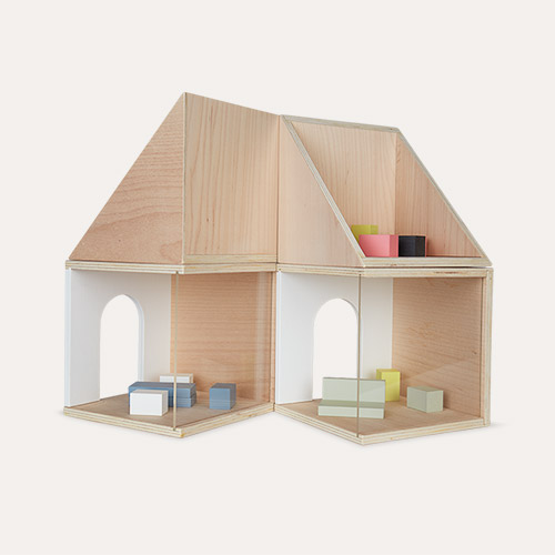 Neutral Kiko+ Uchi - Modular House Set