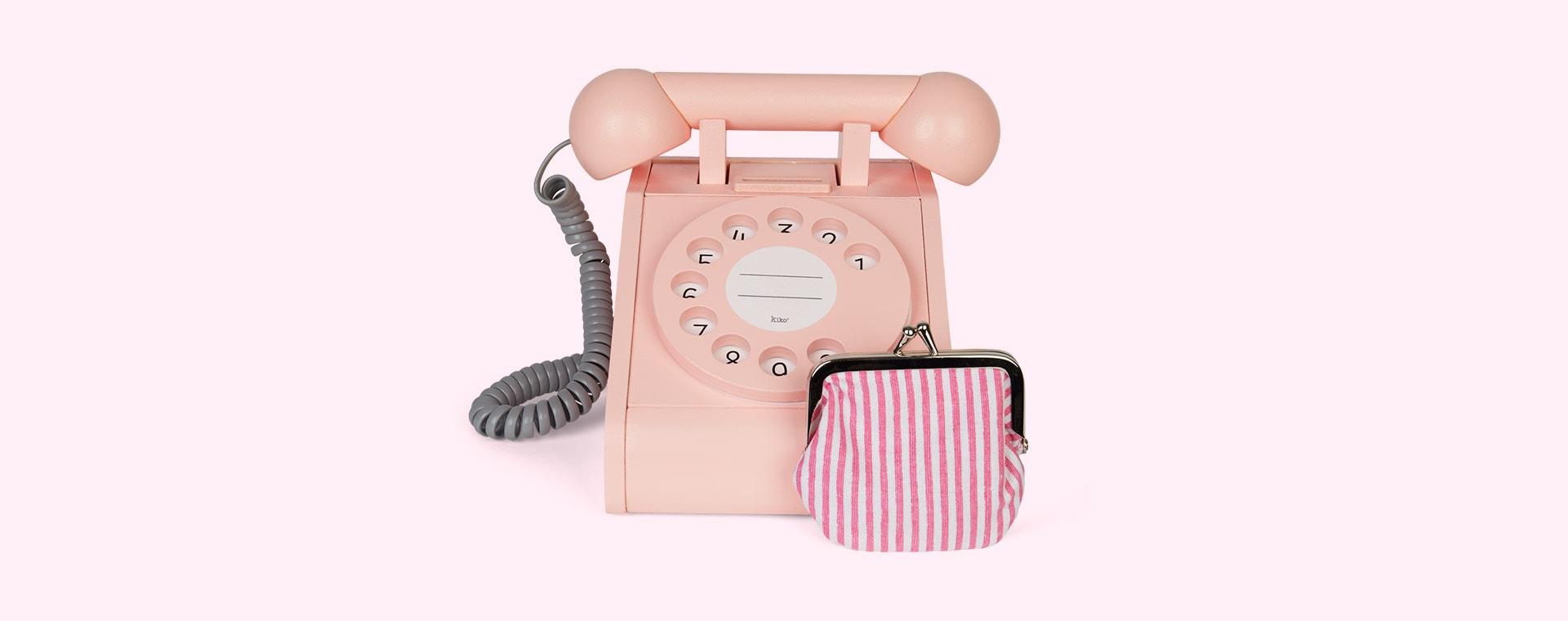 Pink Kiko+ Telephone