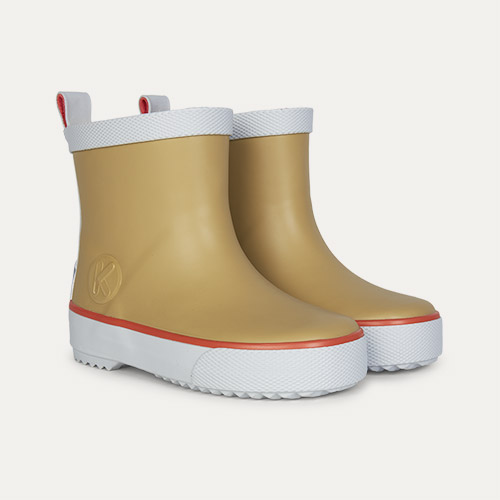 Camel KIDLY Label Short Rain Boot
