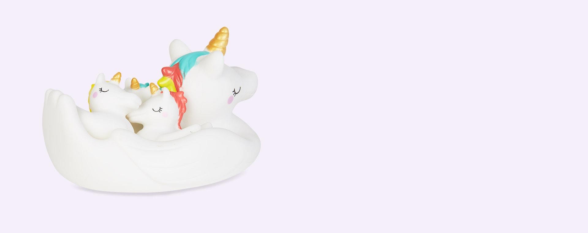 Unicorn Sunnylife Family Bath Squirters