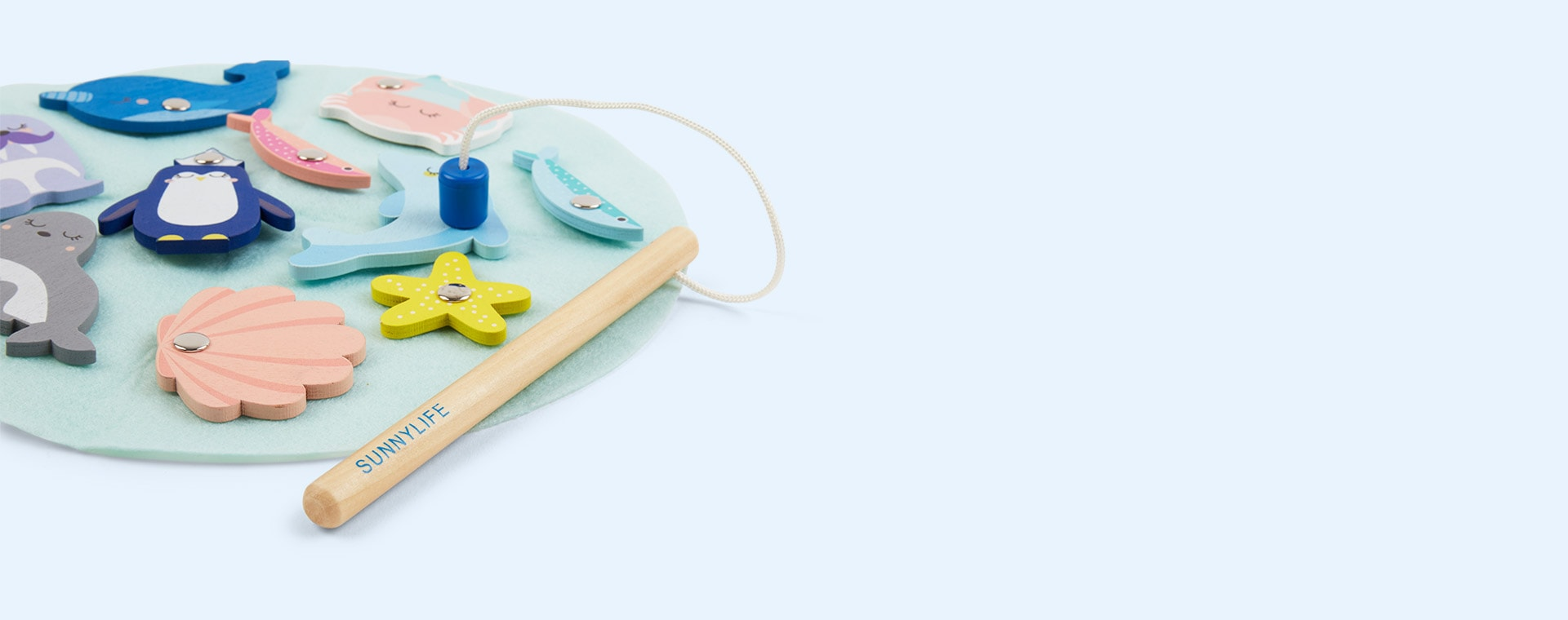 Multi Sunnylife Fishing Toy