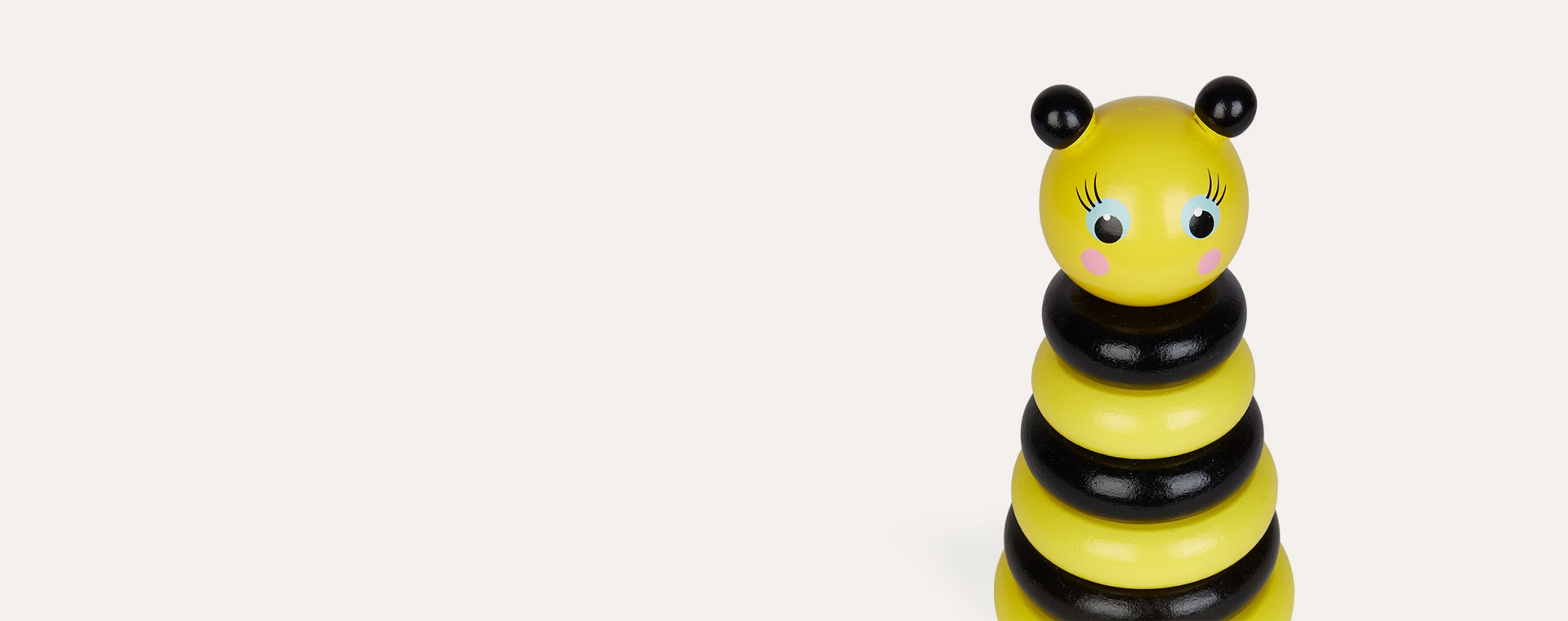 Bee Sunnylife Stacking Toy