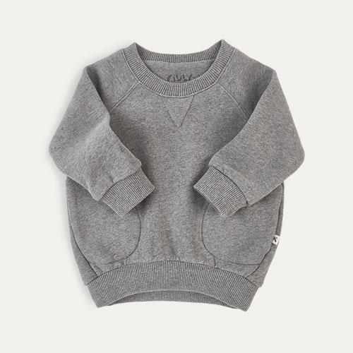 Mid Grey Marl