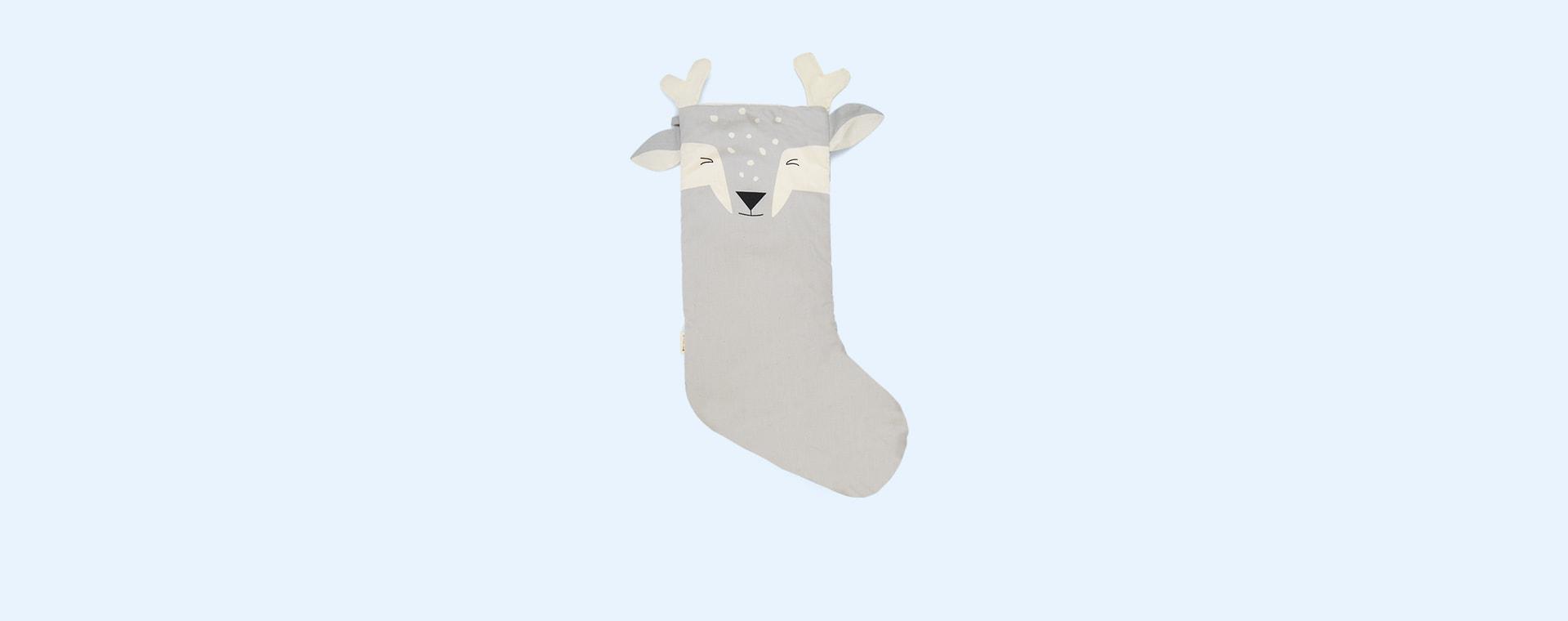 Shy Fawn Fabelab Christmas Animal Stocking Shy Fawn