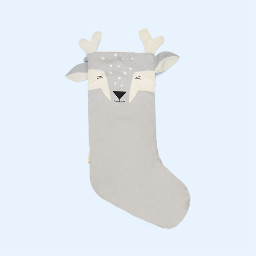 Shy Fawn Fabelab Christmas Animal Stocking Shy Fawn
