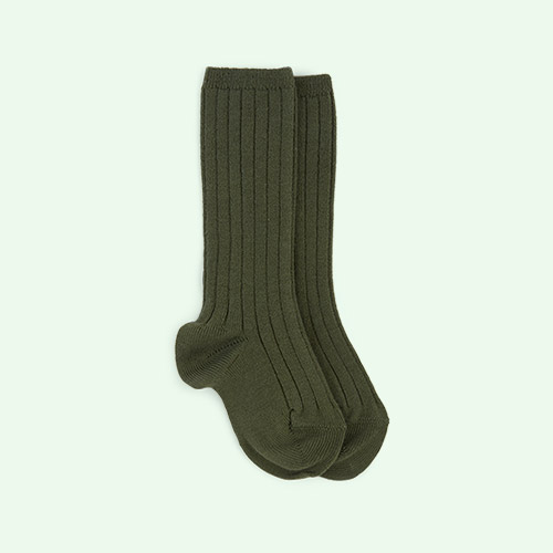Amazonia Condor Ribbed Knee High Socks