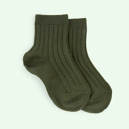 Amazonia Condor Short Ribbed Socks