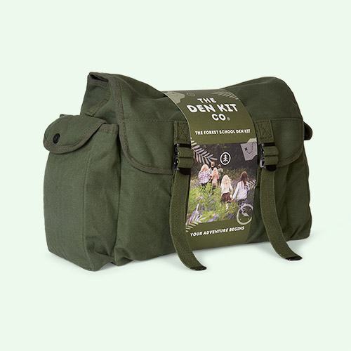 Dark Green The Den Kit The Forest School Den Kit