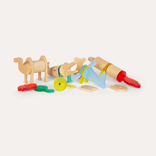 Multi LEKKID Imaginary Fauna Cylinder 22-Piece