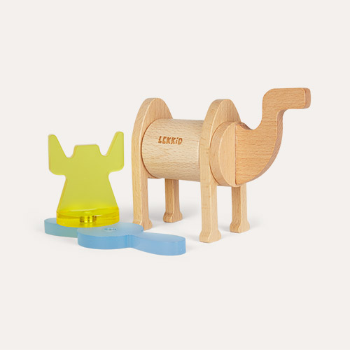 Camel LEKKID Imaginary Fauna Animal Snack Pack