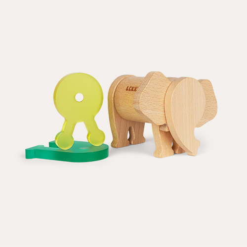 Elephant LEKKID Imaginary Fauna Animal Snack Pack