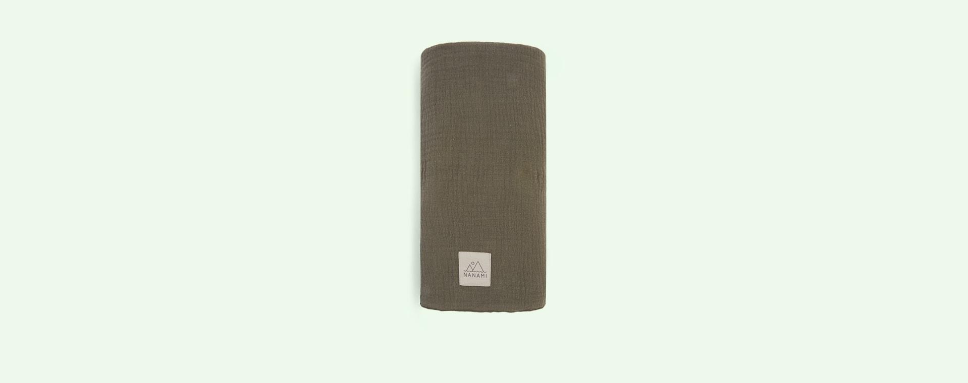 Army Nanami Swaddle Blanket