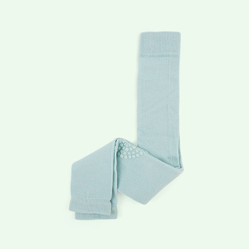Mint Go Baby Go Crawling Leggings