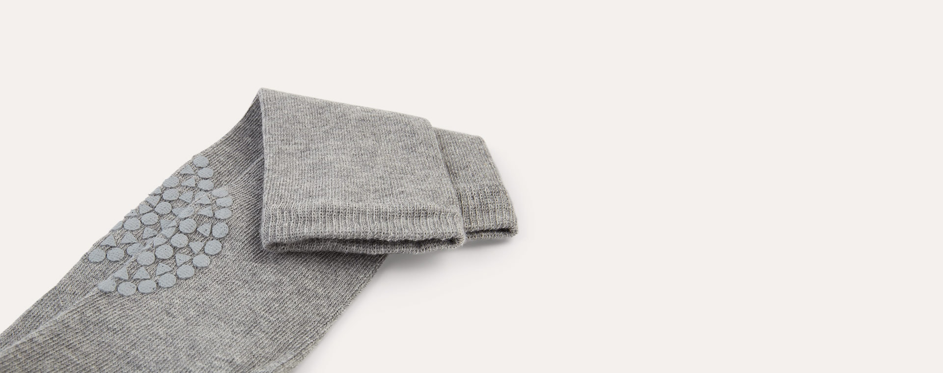 Light Grey Go Baby Go Crawling Leggings