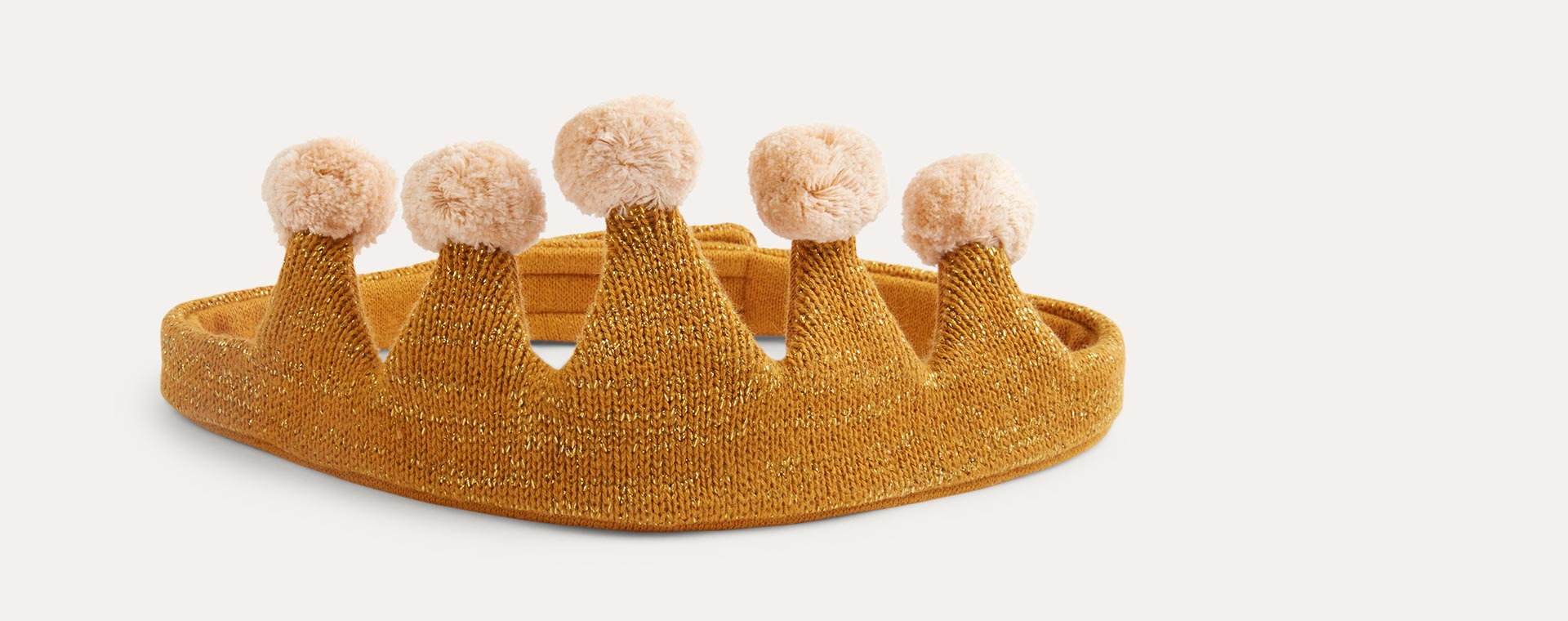 Gold OYOY Costume Princess Crown