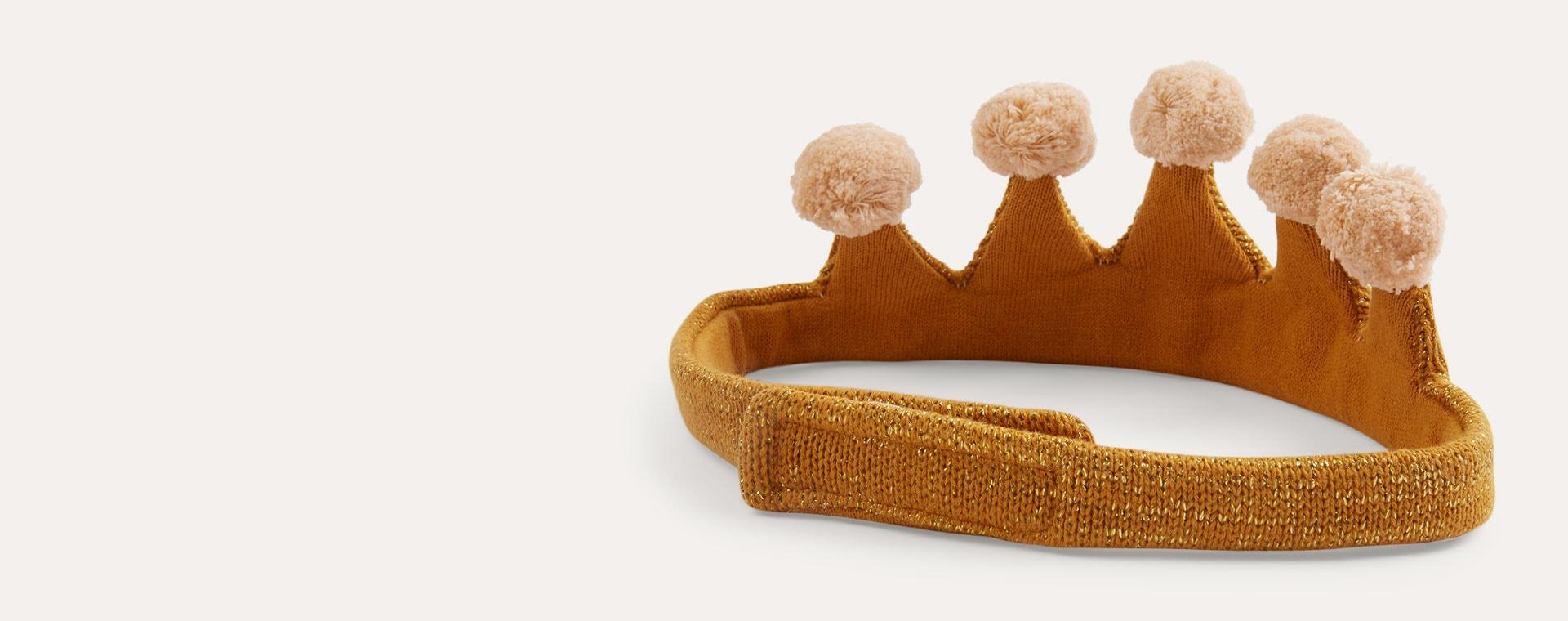 Gold OYOY Costume Princess Crown
