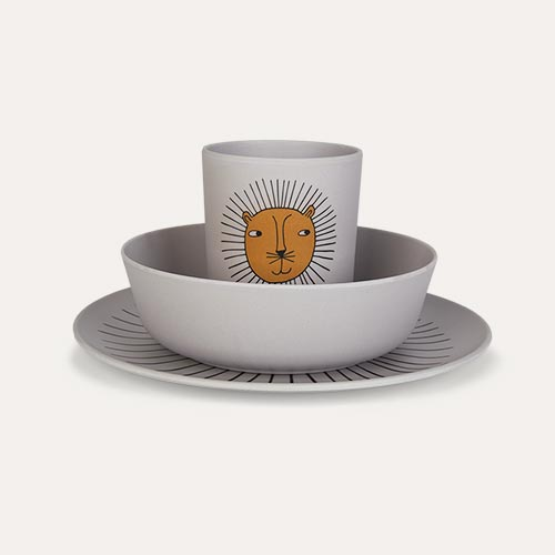 Lion OYOY Tableware Set