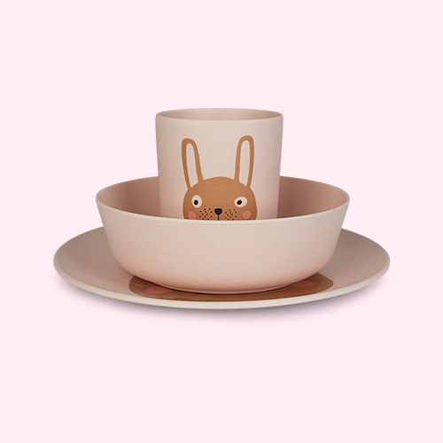 Bunny OYOY Tableware Set