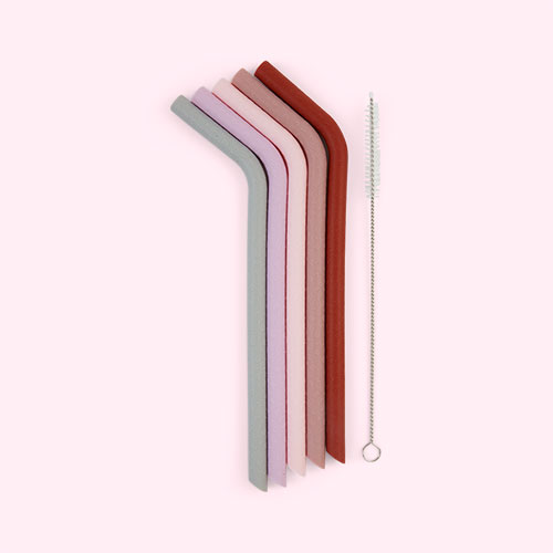 Earth & Blooms We Might Be Tiny Bendie Straws