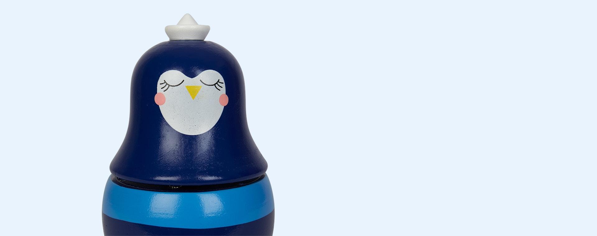 Blue Sunnylife Penguin Musical Buddy