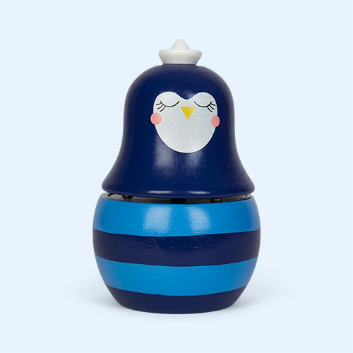 Blue Sunnylife Penguin Musical Buddy