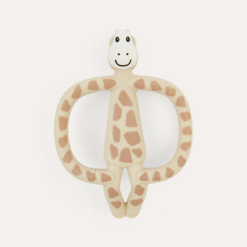 Giraffe Matchstick Monkey Animal Teether