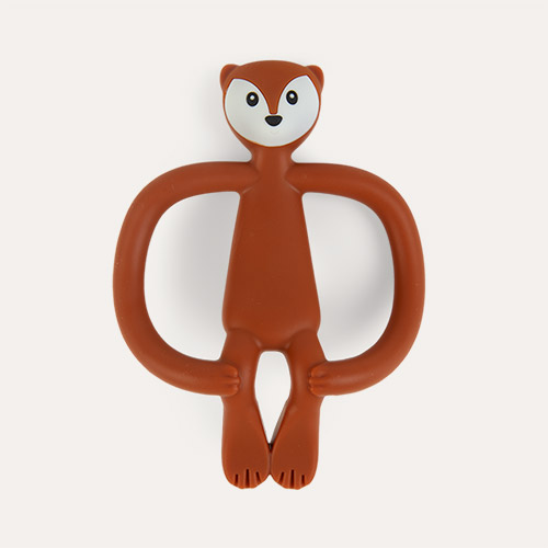 Fudge Fox Matchstick Monkey Animal Teether