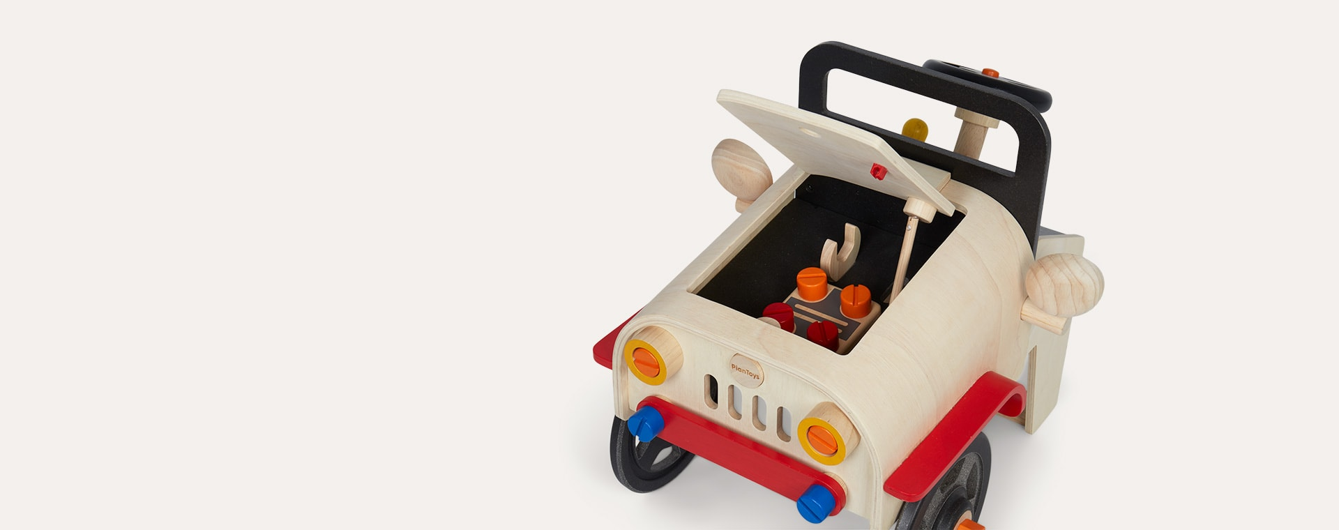 Neutral Plan Toys Motor Mechanic