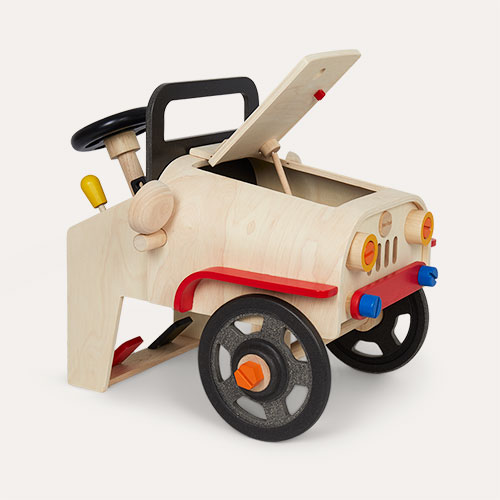 Neutral Plan Toys Motor Mechanic