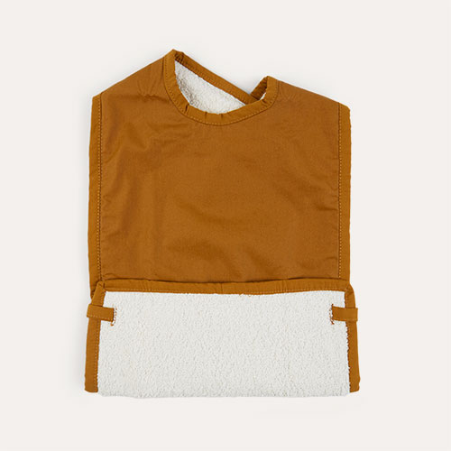 Ochre Fabelab Coated Bib