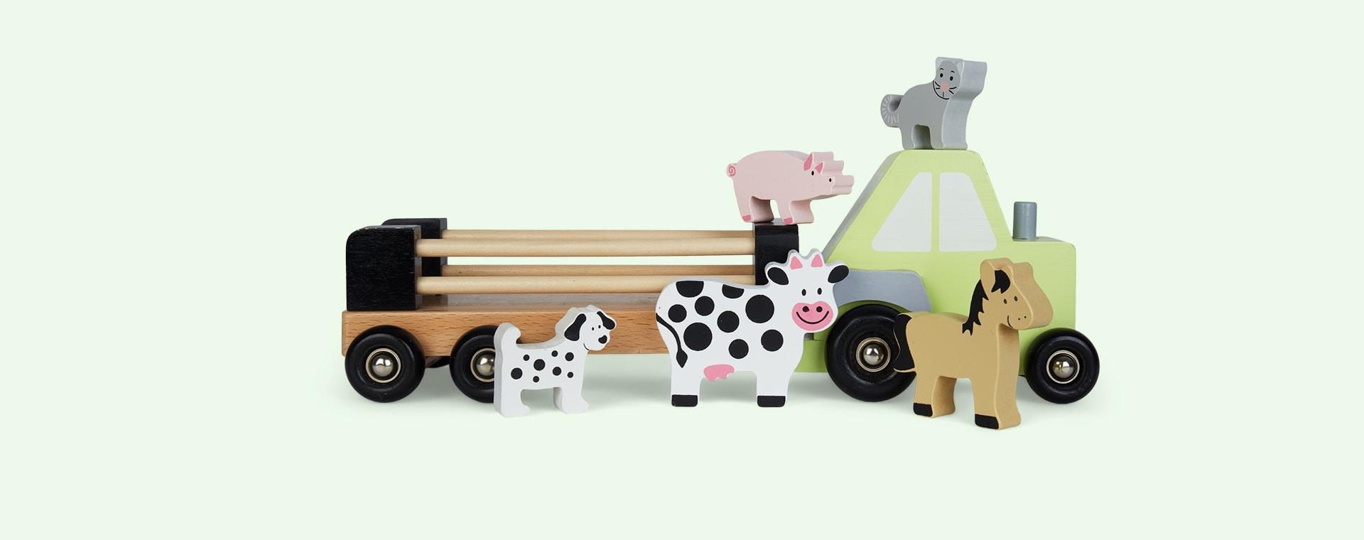 Multi Jabadabado Farm Tractor