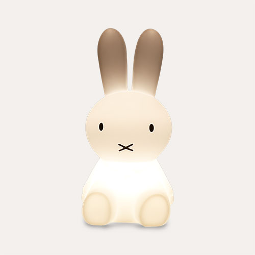 White Mr Maria Miffy Star Light