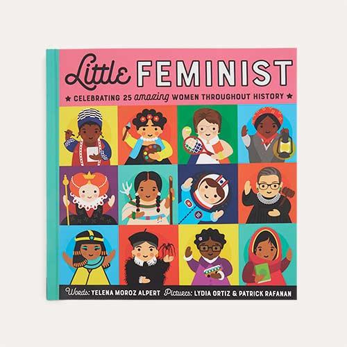 Multi Abrams & Chronicle Books Little Feminist Picture Book