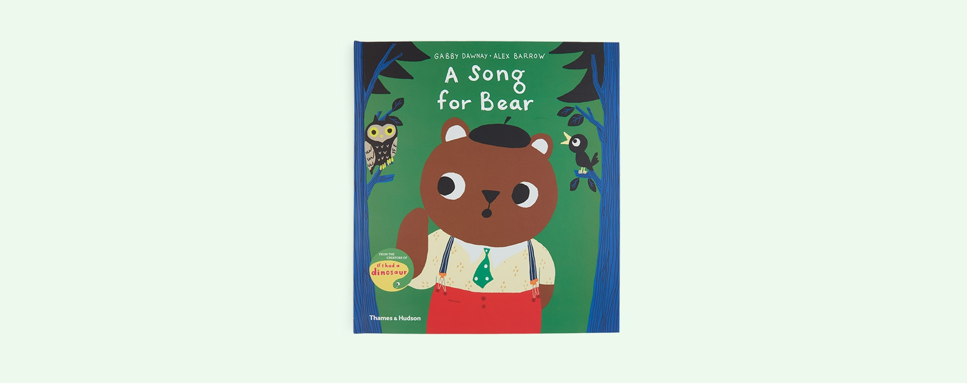 Green Thames and Hudson A Song for Bear