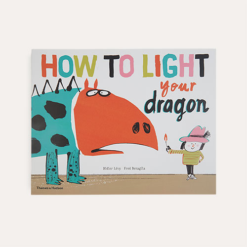 White Thames and Hudson How to Light Your Dragon