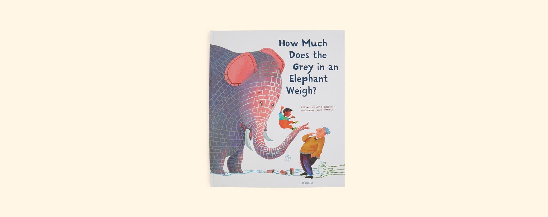 Multi Thames and Hudson How Much Does the Grey in an Elephant Weigh