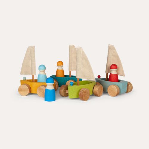 Multi Grimm's Little Land Yachts