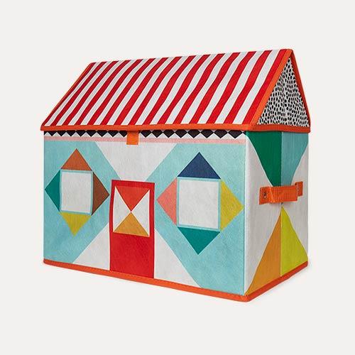 Multi Djeco House Toy Box