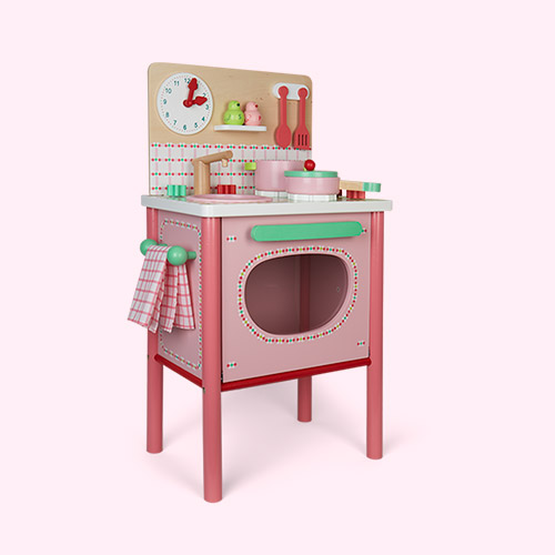 Pink Djeco Kitchen